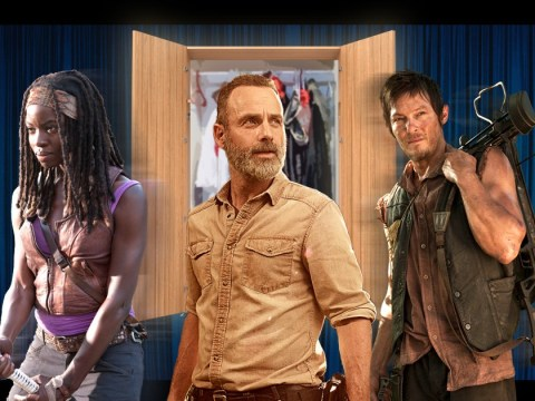 Back Into The Closet: From Michonne's superhero necklace to the story behind Rick's old boots, inside the secrets from The Walking Dead wardrobe