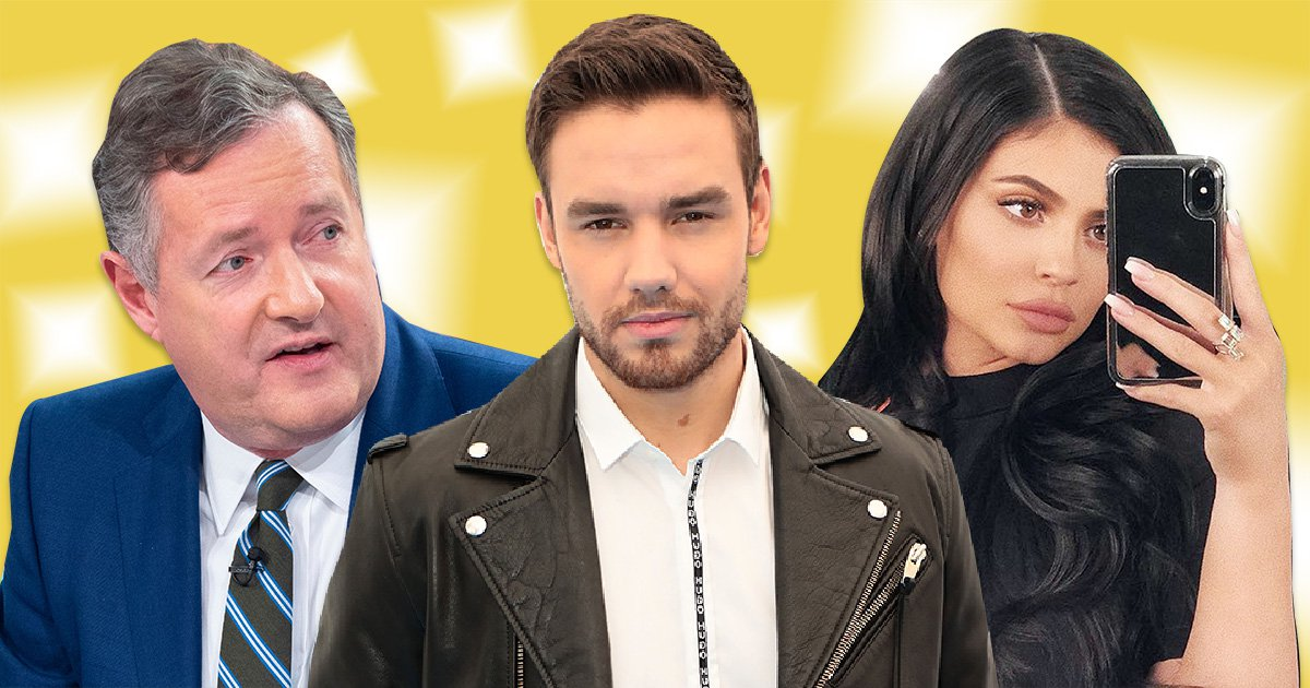 Liam Payne clashes with Piers Morgan as he defends Kylie Jenner: 'You talk sh*t about everyone'