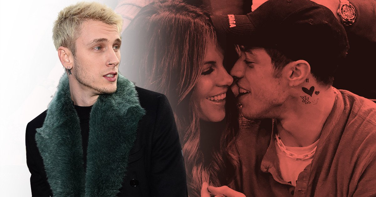 Machine Gun Kelly is all for his pal Pete Davidson's romance with Kate Beckinsale: 'I love that sh*t'