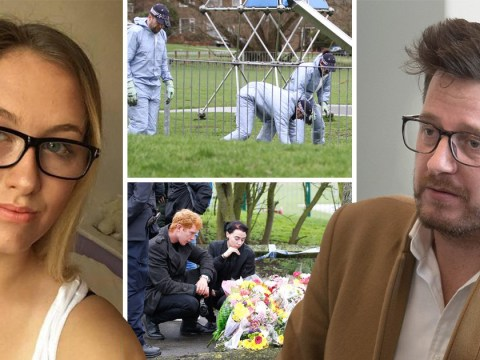 Desperate plea from dad of girl, 17, stabbed to death in park with friends