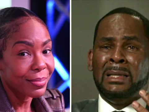 R Kelly accuses ex-wife Andrea of 'tearing' him away from children over sex abuse claims in tense interview