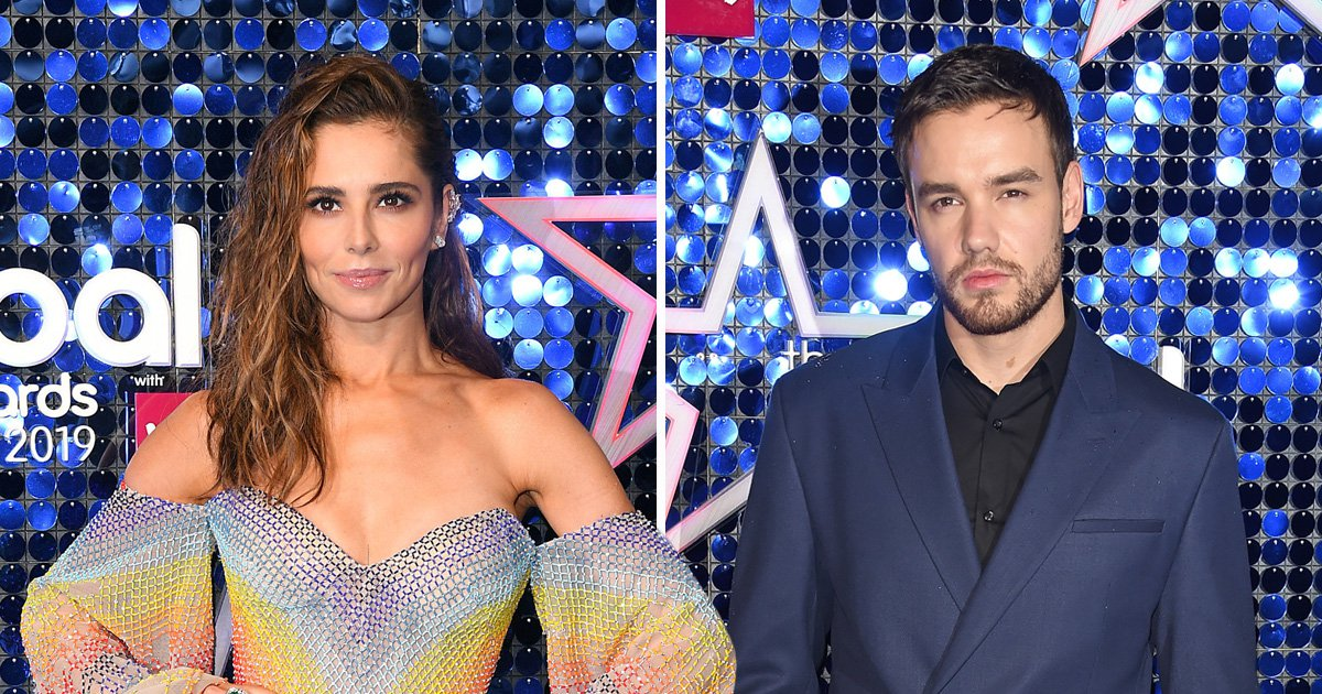 Cheryl shares 'big hug' with ex Liam Payne as they reunite at Global Awards