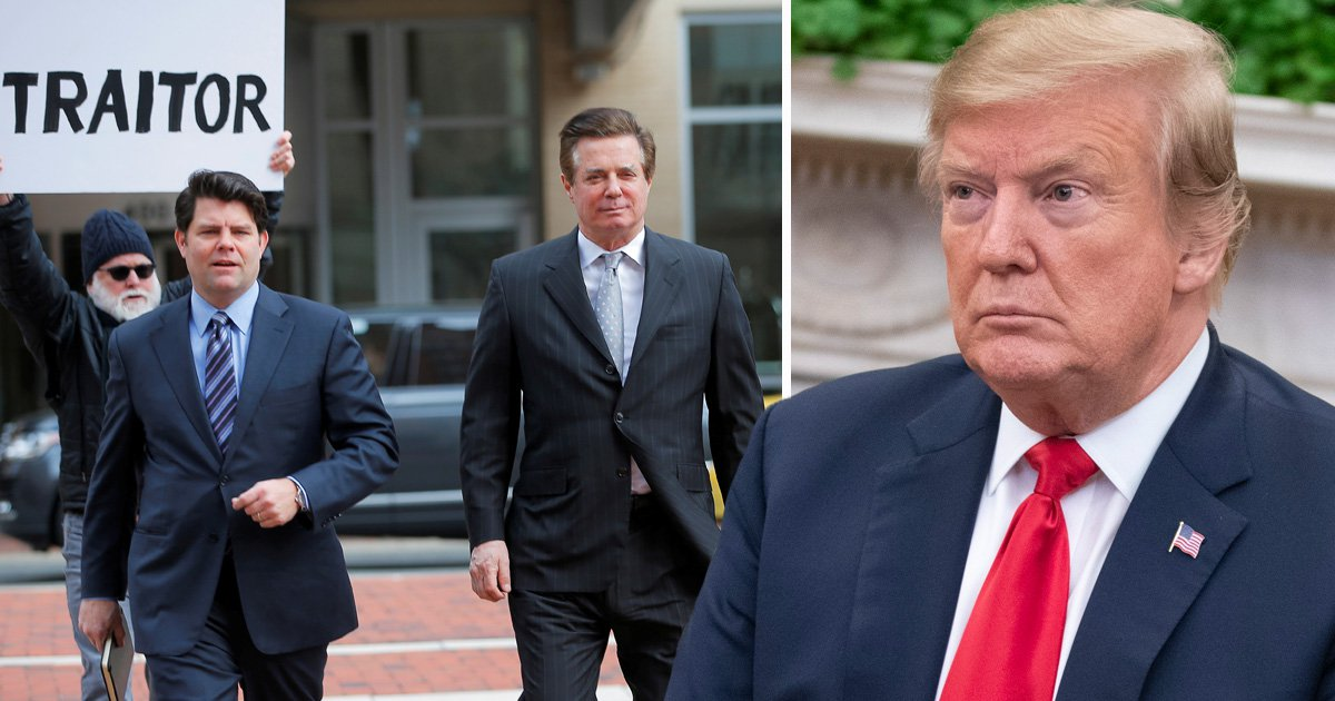 Disgraced Trump aide Paul Manafort to spend a total of 7.5 years in jail