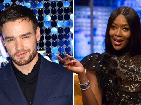 Naomi Campbell shuts down talk of Liam Payne when asked if they are dating