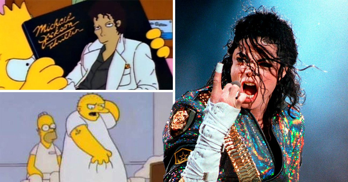 The Simpsons episode starring Michael Jackson removed from circulation in wake of Leaving Neverland