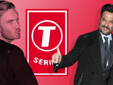 T-Series gains support from Anil Kapoor as channel overtakes PewDiePie in YouTube subscribers