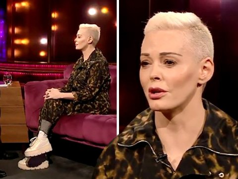 Rose McGowan compares Hollywood to Children of God cult: 'It operates in secrecy'