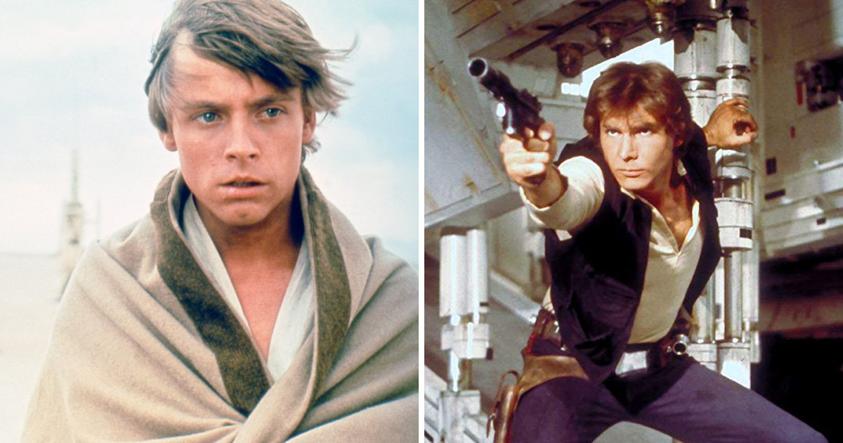 Star Wars fans finally given Han Solo and Luke Skywalker reunion thanks to Mark Hamill