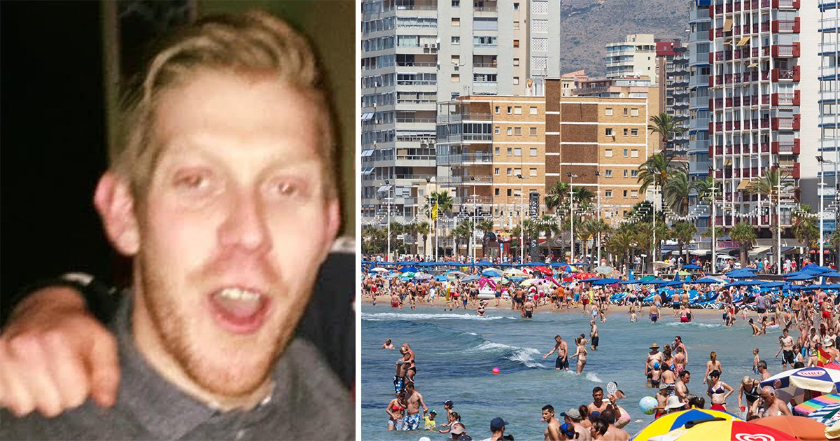 Hunt for Brit tourists after 'best man' is killed on stag do in Benidorm