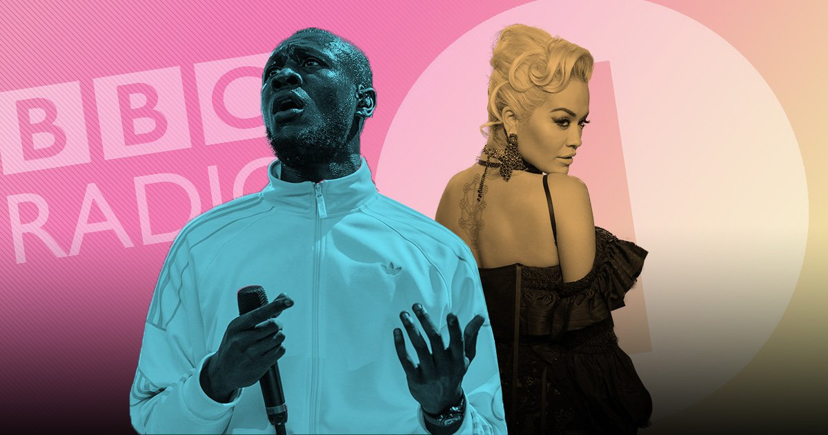 Stormzy and Rita Ora for Radio 1's Big Weekend