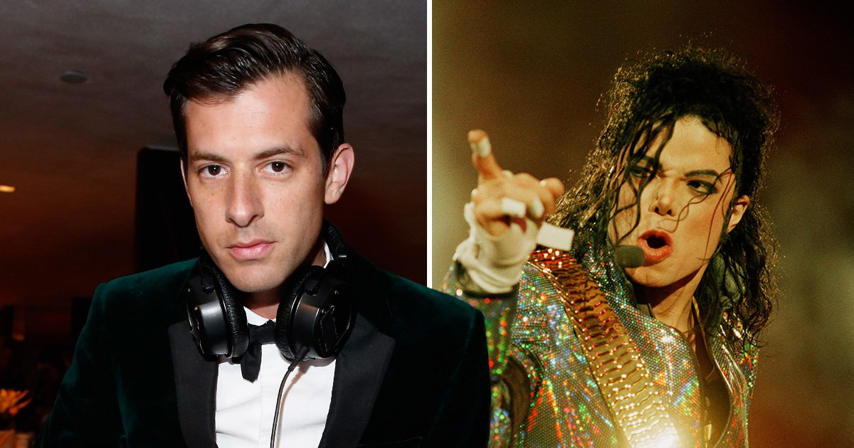 Mark Ronson criticises 'tarring' of Michael Jackson's name despite not watching Leaving Neverland