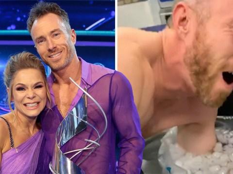James Jordan to undergo major surgery to fix Dancing On Ice arm injury