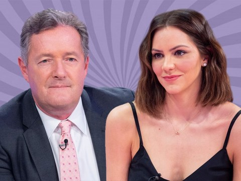 Katharine McPhee grilled over Meghan Markle and fiance David Foster by Piers Morgan in cringe Good Morning Britain interview
