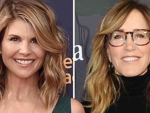 Fan account mocks Lori Loughlin and Felicity Huffman's arrest over alleged involvement in college scam