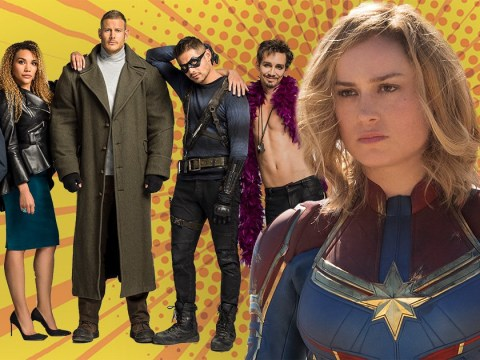 Brie Larson's Umbrella Academy connection would make ultimate Captain Marvel crossover
