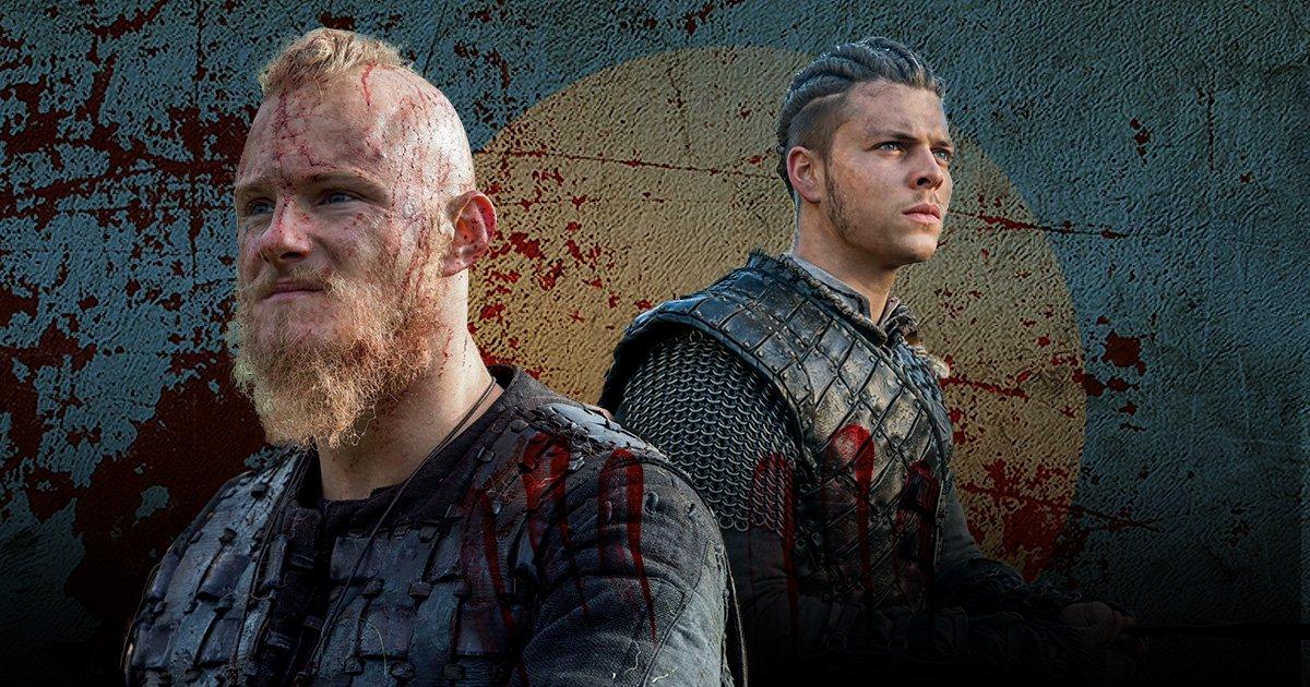 Will Vikings season 6 see sworn enemies Bjorn and Ivar head back to battle?