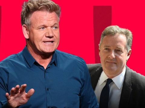 Gordon Ramsay tells Piers Morgan to go f*** himself over veganism criticism