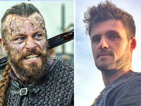 Vikings stuntman spills all on Harald in action packed season 6 and getting set on actual fire