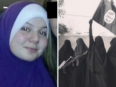 Isis bride who complained about being hungry begs to be allowed home