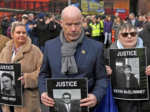 Pictured: The 13 victims shot dead on Bloody Sunday