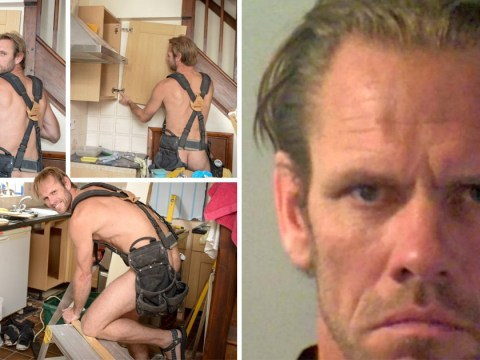 'Naked carpenter' jailed after delivering Hermes parcels with his penis hanging out