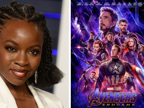 Marvel fans are furious Danai Gurira's name has been left off Avengers: Endgame poster