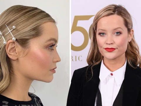 Laura Whitmore expertly claps back at troll who suggests she 'shaved down her jaw'