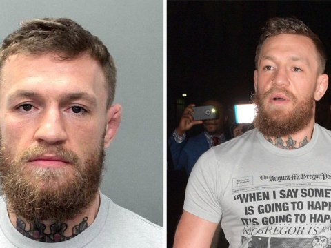 Conor McGregor sued for £11,000 after 'stamping on fan's phone'