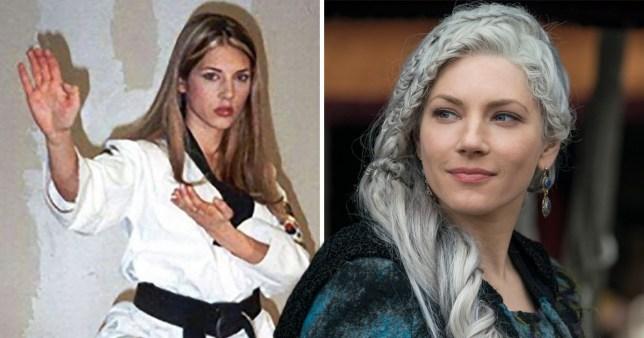 509b796b Vikings' Katheryn Winnick hopes to 'embolden' women with self ...