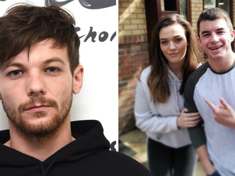 X Factor's Anthony Russell pays emotional tribute to Louis Tomlinson's sister Félicité
