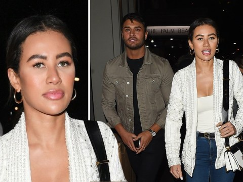 Montana Brown suggests trolls are to blame for Mike Thalassitis' depression as she returns to social media