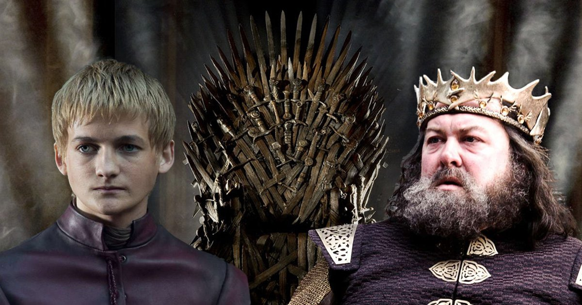 Who has been on the Iron Throne in Game of Thrones since season 1?