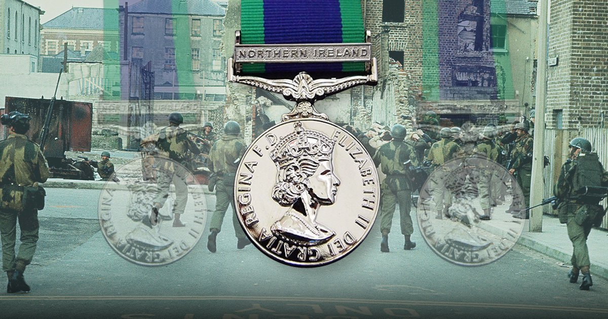 Paratroopers threaten to return medals over decision to charge soldier with Bloody Sunday murders