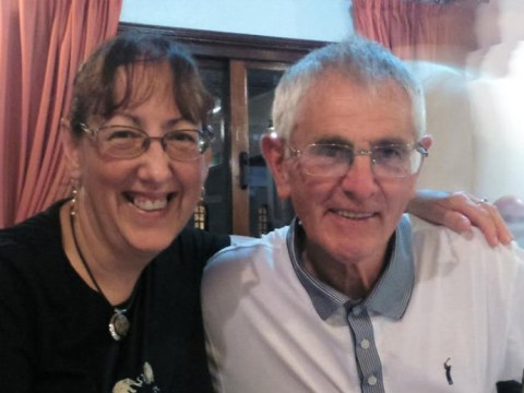 Stranger drove couple 200 miles to say final goodbye to dying mum