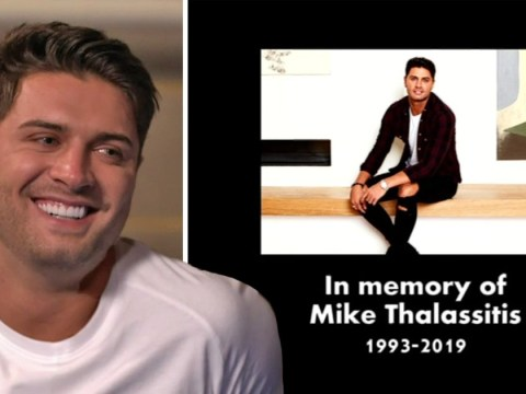Celebs Go Dating honour Mike Thalassitis with 'in memory' tribute after Love Island star's death
