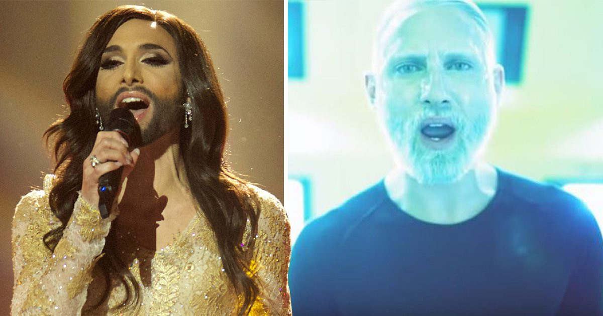 Eurovision winner Conchita Wurst looks drastically different in new music video