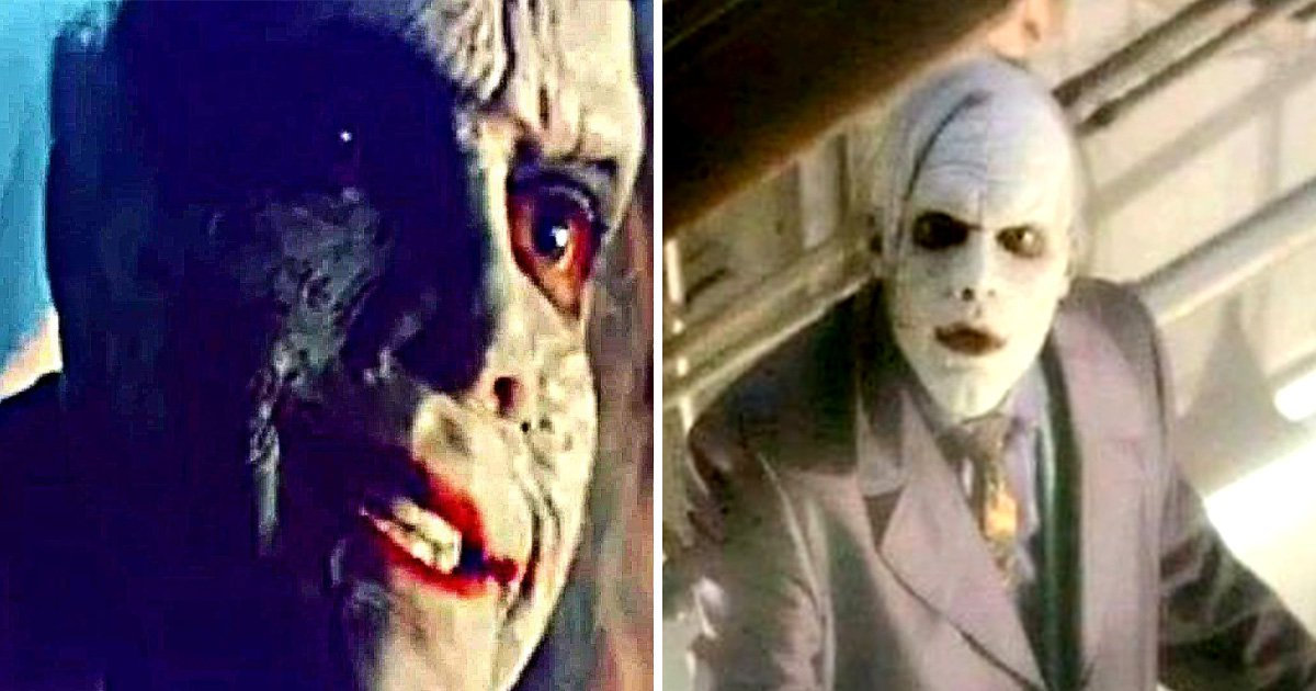 Gotham's The Joker revealed in new high-definition images ahead of his appearance in season finale