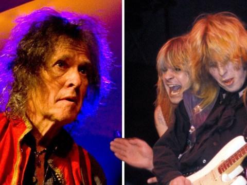 Ozzy Osbourne remembers guitarist Bernie Torme as he dies aged 66