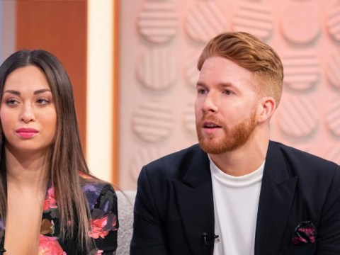 Katya Jones confirms she's cut ties with Seann Walsh as Neil Jones reveals the moment she actually came clean: 'It was a shock'