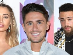 Stephen Bear, Georgia Harrison and Ashley Cain to star in new series of The Challenge