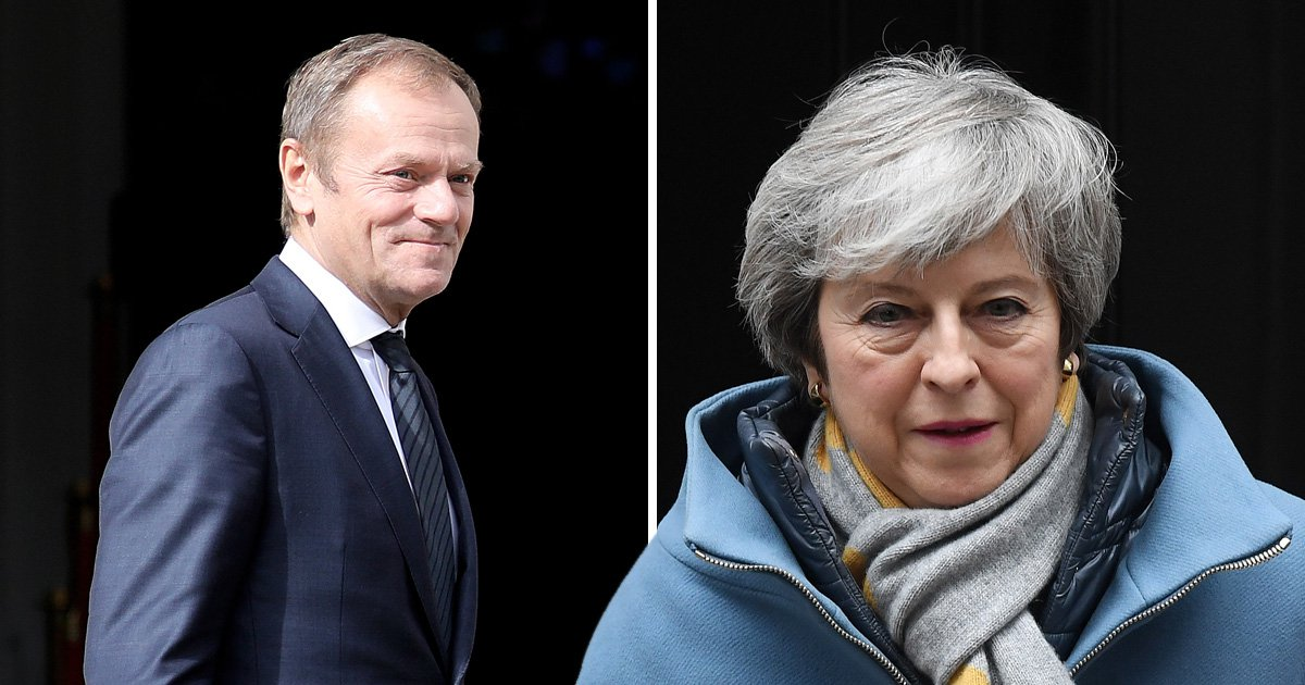 Theresa May will only ask EU for 'short Brexit delay'