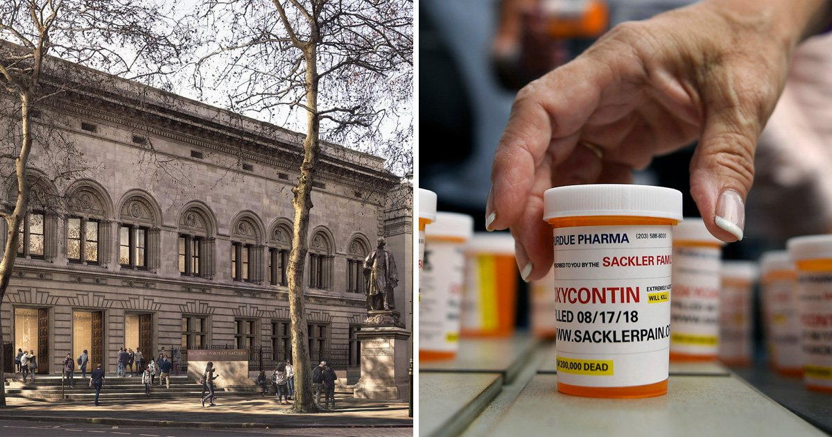 Family pulls £1,000,000 donation after being embroiled in drug scandal