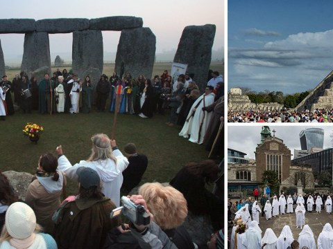 How people around the world are celebrating today's spring equinox