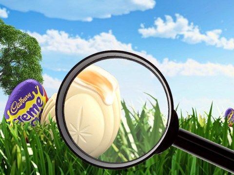 You could earn £45 an hour hunting for white Cadbury Creme Eggs