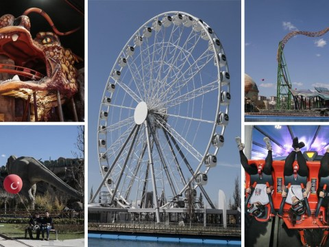 Europe's biggest theme park has opened and we want to go, now