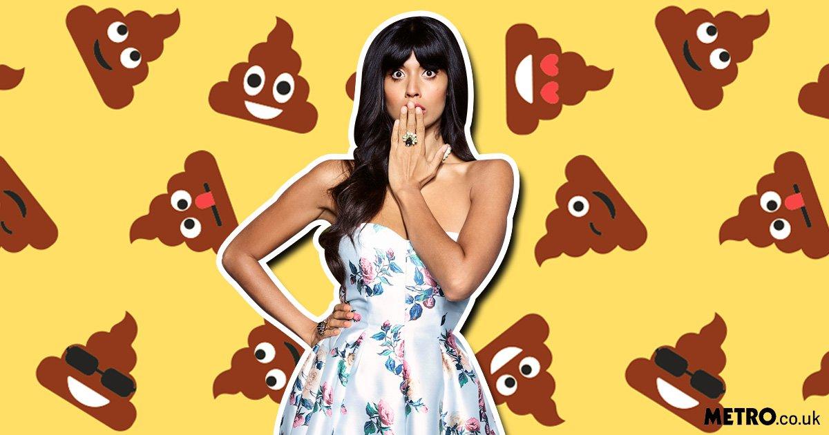OPINION: Jameela Jamil's poo stories should be applauded