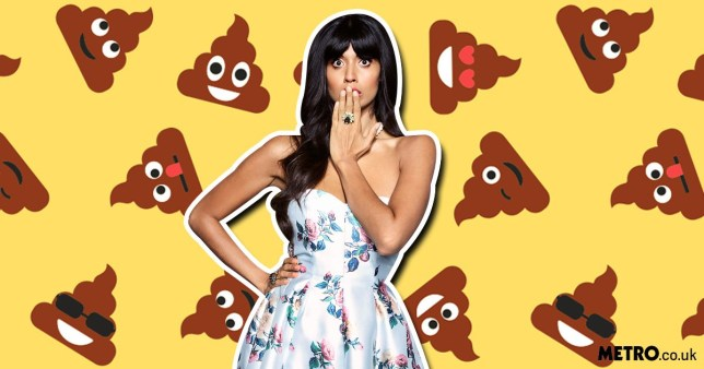OPINION: Jameela Jamil's poo stories should be applauded