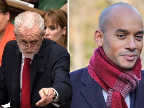 Jeremy Corbyn refused Brexit talks to save 'breathing same air as Chuka Umunna'