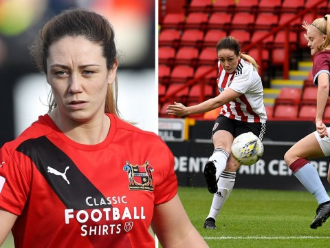 What did Sheffield United's Sophie Jones do to get football ban?