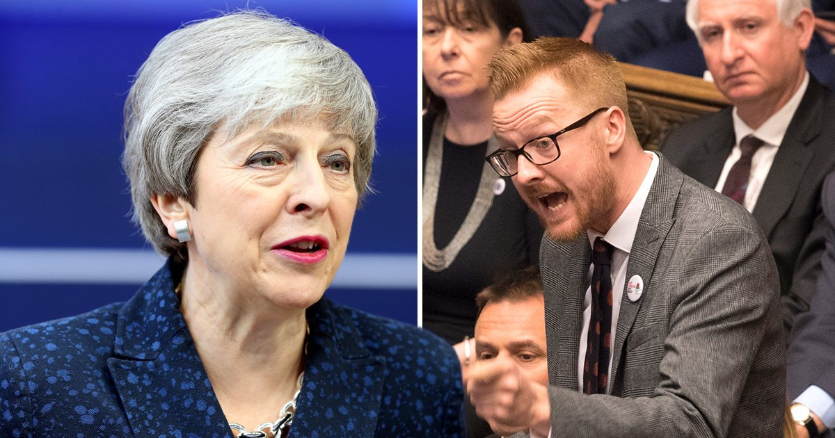 MPs more likely to reject May's deal after she blamed them for Brexit deadlock